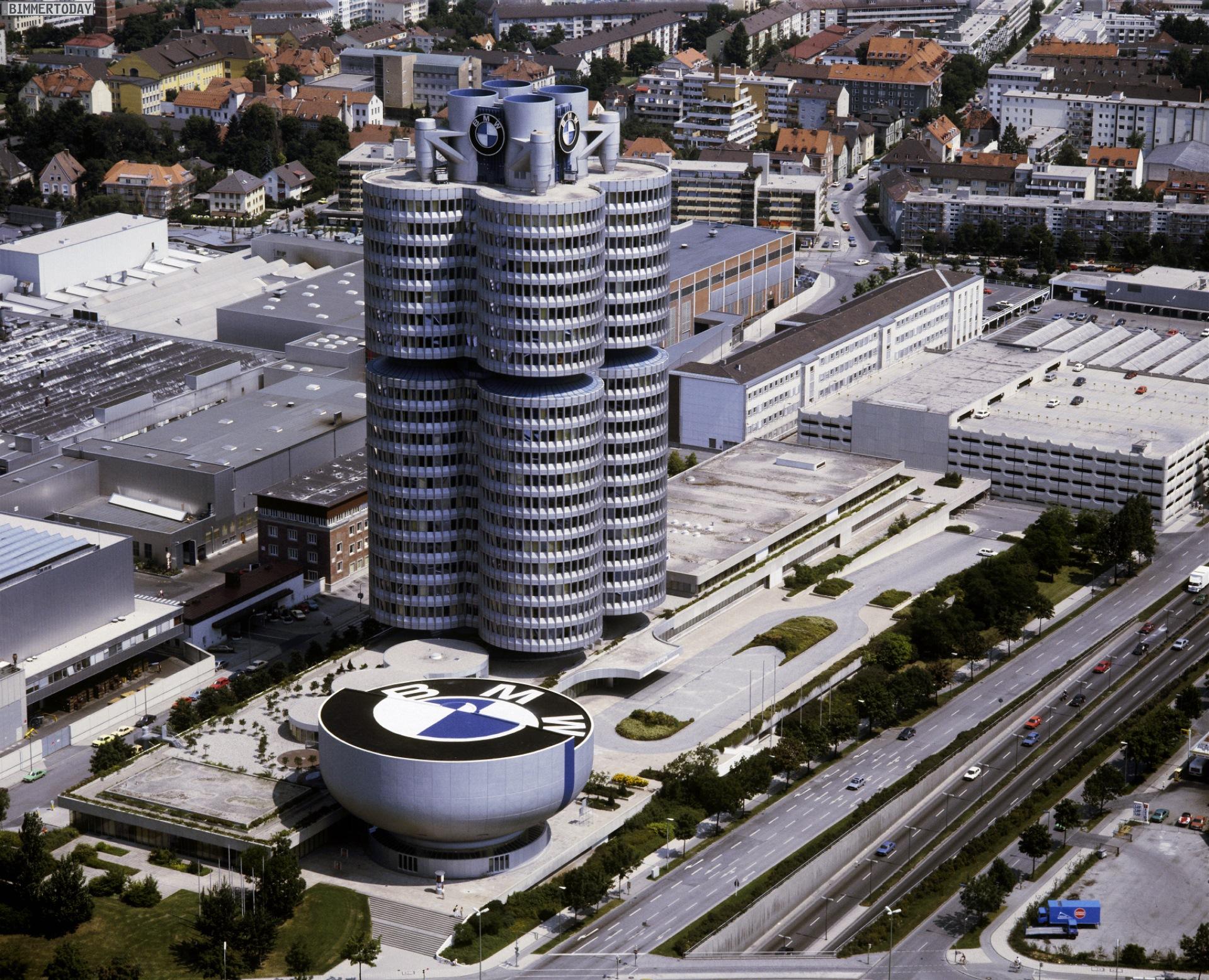 Demontage aller Aufzüge im BMW 4-Zylinder (Hochhaus)